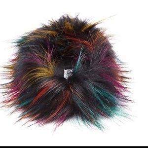 cbaaa1ab4bb Steve Madden Shoes - New Steve Madden furry fur slippers rainbow 7